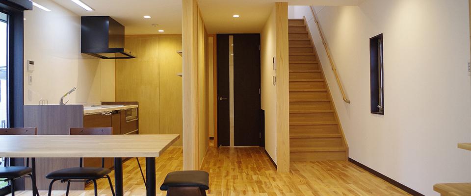 ネクサス空間設計住宅内装